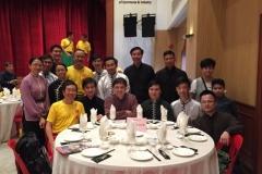 星加坡精武體育會95周年會慶1