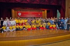 星加坡精武體育會95周年會慶2